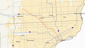 Map Of Farmington Hills Michigan M 10 Michigan Highway Wikipedia