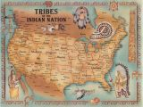 Map Of First Nations Canada Tribes Of the Indian Nation I Have Two Very Large Maps Framed On My