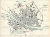 Map Of Florence Colorado Here S A Much Newer Map Of the Walls Of Florence Alas It Has the