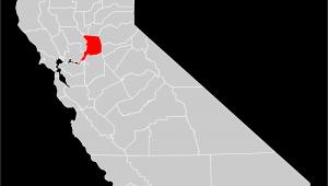 Map Of Folsom California File California County Map Sacramento County Highlighted Svg