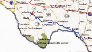 Map Of fort Davis Texas Map Of Alpine Texas Business Ideas 2013