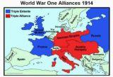 Map Of France 1914 Historische Map I Wk Allianzen 1914 Karten