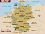 Map Of France and Belgium with Cities Map Of Germany