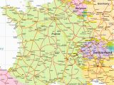 Map Of France and Switzerland Border Map Of France Italy and Switzerland Download them and Print
