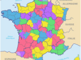 Map Of France Departments and Regions Departments Of France Wikipedia