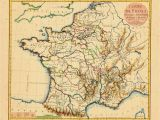 Map Of France During the French Revolution Brief Summary Of French History