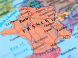 Map Of France During the French Revolution Geography and Information About France