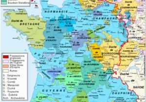 Map Of France for Children France Facts for Kids