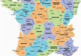 Map Of France In English 9 Best Maps Of France Images In 2014 France Map France France