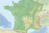 Map Of France Showing Limoges Frankreich Wikiwand