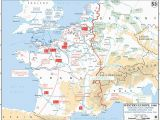 Map Of France Showing normandy Pin by Richard Wakeland On World War 2 France Map Map