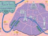 Map Of France Showing Paris Paris Arrondissements Map and Guide