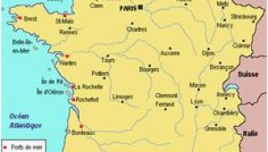 Map Of France with All Cities 9 Best Maps Of France Images In 2014 France Map France France