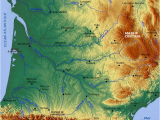 Map Of France with Cities Rivers and Mountains the 39 Maps You Need to Understand south West France the Local