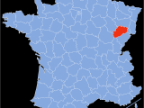 Map Of France with Departments Haute Saa Ne Wikipedia