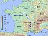 Map Of France with Rivers Loire Wikipedia