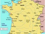 Map Of France with towns 9 Best Maps Of France Images In 2014 France Map France