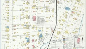 Map Of Frankenmuth Michigan Sanborn Maps Michigan Saginaw County Library Of Congress