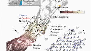 Map Of Frederick Colorado Maps Of the Slumgullion Landslide A Projected View Of the Active