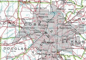 Map Of Fulton County Georgia Best Fulton County Tax Map ...