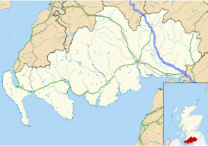 Map Of Galloway Ohio Wigtown Wikiwand