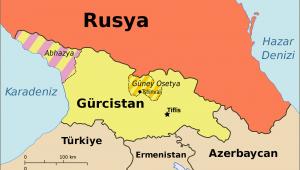 Map Of Georgia and Russia File Georgia Ossetia Russia and Abkhazia Tr Svg Wikimedia Commons