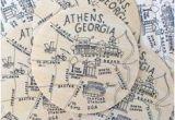 Map Of Georgia athens 133 Best Georgia Images On Pinterest Georgia Bulldogs Georgia