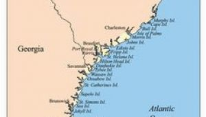 Map Of Georgia Beaches 92 Best Georgia Beaches Images Destinations Trips Vacations
