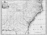 Map Of Georgia Colony In 1732 the Usgenweb Archives Digital Map Library Georgia Maps Index