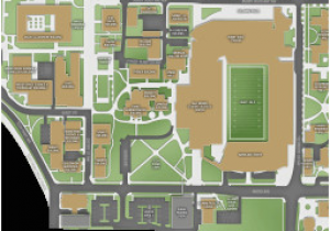 Map Of Georgia Tech Campus.Map Of Georgia Tech Campus Gt Georgia Institute Of Technology Campus