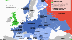 Map Of German Occupied Europe German Occupied Europe Wikipedia World War Ii World
