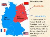 Map Of German Occupied Europe Truman Doctrine and Marshall Plan Powerpoint Presentation