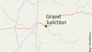 Map Of Grand Junction Colorado Best Places to Live In Grand Junction Colorado