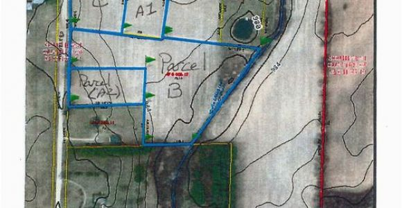 Map Of Grass Lake Michigan Fishville Parcel B Grass Lake Mi 49240 Land for Sale and Real