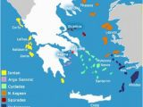 Map Of Greece and Europe the Sporades islands Travel Greek islands Map Greek