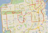 Map Of Highway 1 California Coast California Coast Road Trip Map Free Printable Map Od California 49