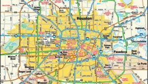Map Of Houston Texas Zip Codes Houston Texas area Map Business Ideas 2013