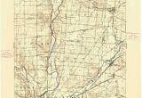 Map Of Huber Heights Ohio Amazon Com Yellowmaps Dayton Oh topo Map 1 62500 Scale 15 X 15
