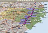 Map Of I 95 north Carolina List Of Synonyms and Antonyms Of the Word I 95 N