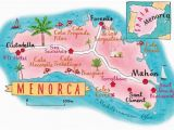 Map Of Ibiza Spain Pinterest
