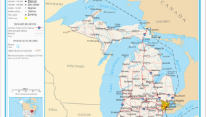 Map Of Illinois and Michigan Datei Map Of Michigan Na Png Wikipedia
