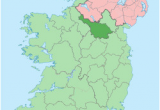 Map Of Ireland Cavan County Cavan Wikivisually