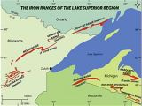 Map Of Iron River Michigan Gogebic Range Wikipedia