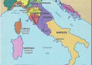 Map Of Italy and Germany Italy 1300s Medieval Life Maps From the Past Italy Map Italy