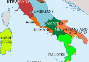 Map Of Italy and Germany Italy In 400 Bc Roman Maps Italy History Roman Empire Italy Map