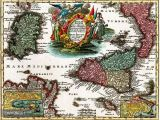 Map Of Italy and Sardinia 18th Century Map Of Sicily and Sardinia Italy Maps Sicily