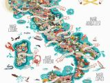 Map Of Italy Boot Antonie Corbineau Has Created An Illustrated Food Map Depicting