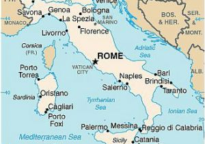 Map Of Italy Showing Florence.Map Of Italy Florence And Surrounding Area Map Of The Italian
