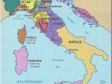 Map Of Italy In Roman Times Italy 1300s Historical Stuff Italy Map Italy History Renaissance
