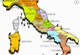 Map Of Italy Showing Pompeii Map Of Italy Showing Pompeii 608893